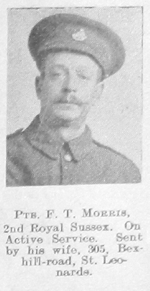 F T Morris