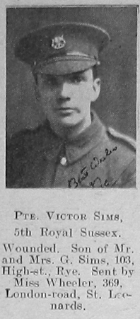 Victor Sims