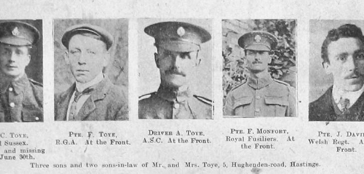 Toye Monfort & Davies