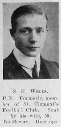 S H Wells