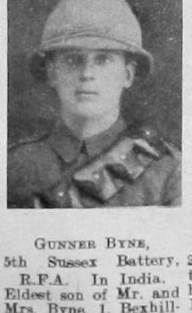 John W L Byne