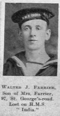 Farrier, Walter James