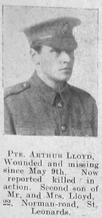 Arthur Lloyd