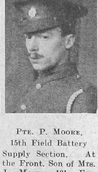 P Moore