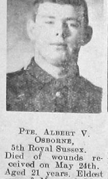 Albert Vincent Osborne