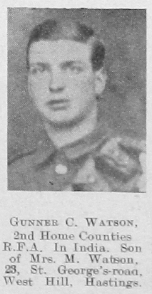 C Watson