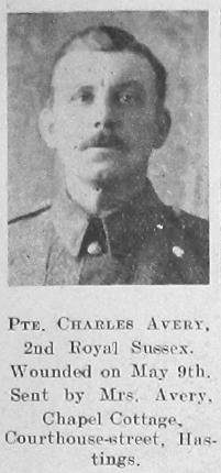 Charles Avery