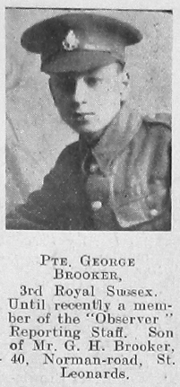 George Brooker