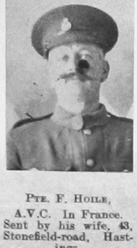 Frederick Hoile