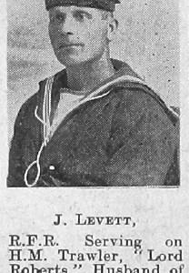 Japheth Levett