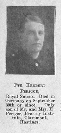 Herbert Perigoe