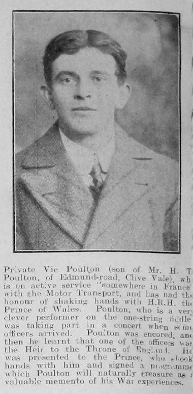 Vic Poulton