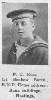 Frederick Curtis Ross