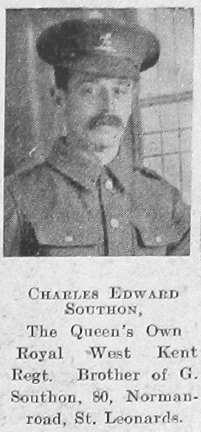Charles Edward Southon