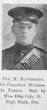 Henry Batchelor