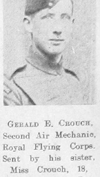 Gerald E Crouch