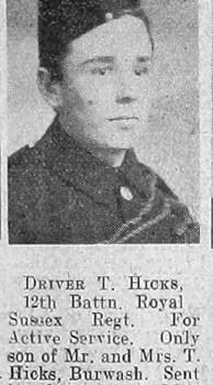 Thomas Hicks