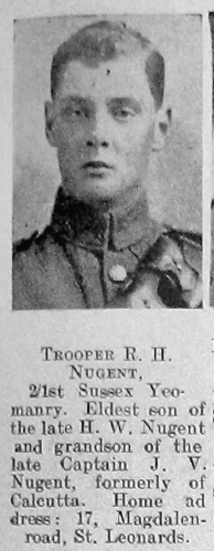 Raymond Henry Nugent