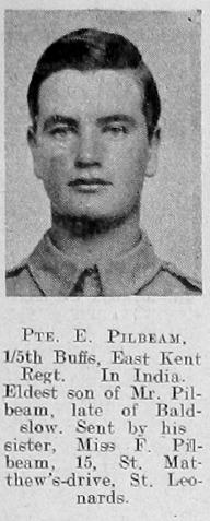 Pilbeam, Ernest