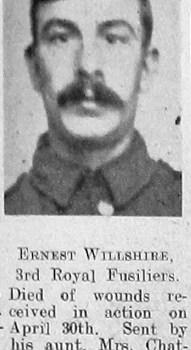 Ernest Willshire
