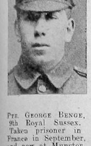 George Benge