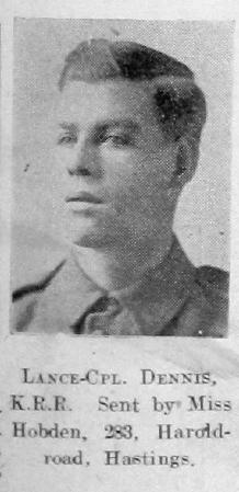 Dennis, Unknown First Name