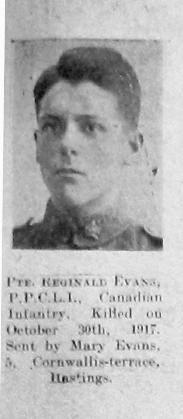 Reginald Evans