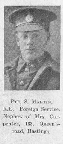 S Martin