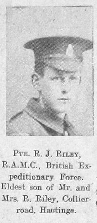 R J Riley
