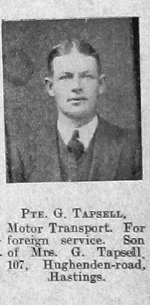 G Tapsell