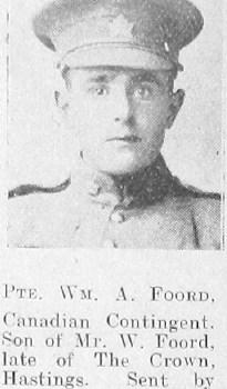 William Albert Foord