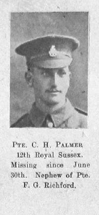 Charles Henry Palmer