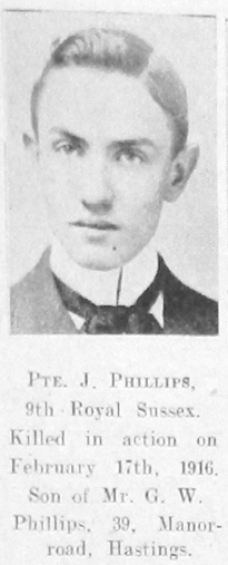 Jones Phillips