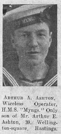 Arthur A Ashton