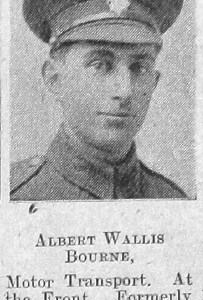 Albert Wallis Bourne