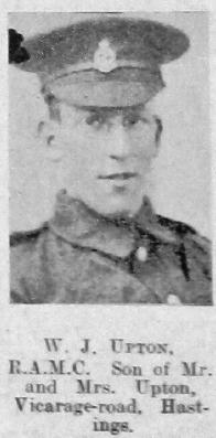 William John Upton