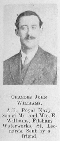 Williams, Charles John