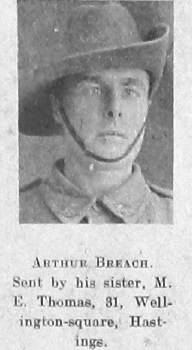 Arthur Henry John Breach
