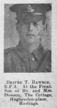 Thomas Dawson