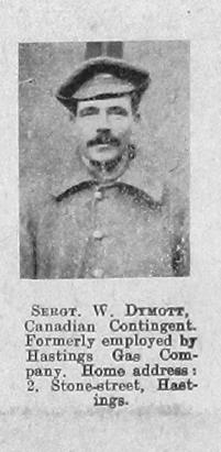 William Henry Dymott