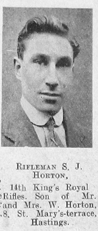 Horton, Stanley James