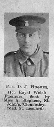 D J Hughes