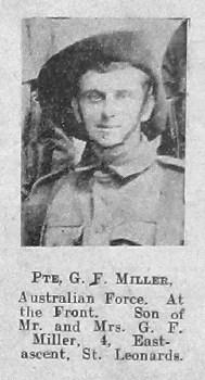 G F Miller