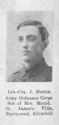 Joseph L Mould