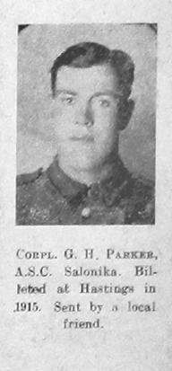 G H Parker