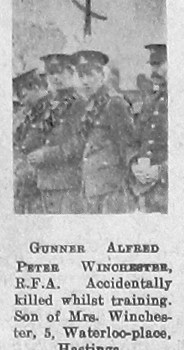Alfred Peter Winchester