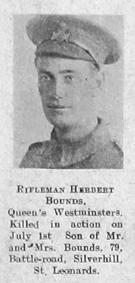 Herbert Bounds