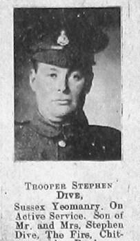 Stephen Edward Dive