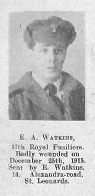 E A Watkins