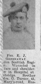 Ernest James Greenaway
